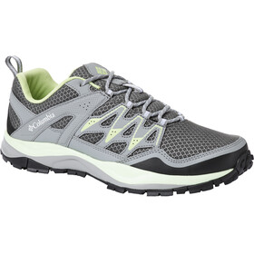 Columbia Wayfinder Shoes Women Graphite/Jade